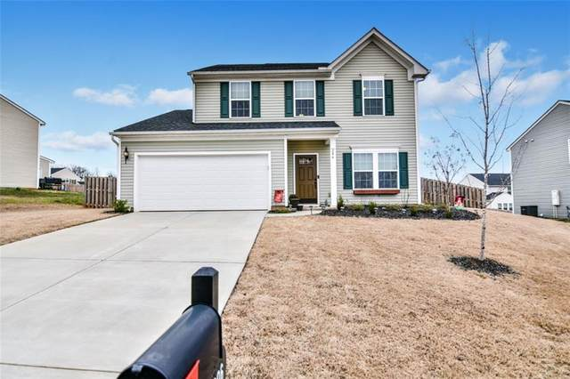206 Picketts Mill Drive, Piedmont, SC 29673 (MLS #20226067) :: The Powell Group