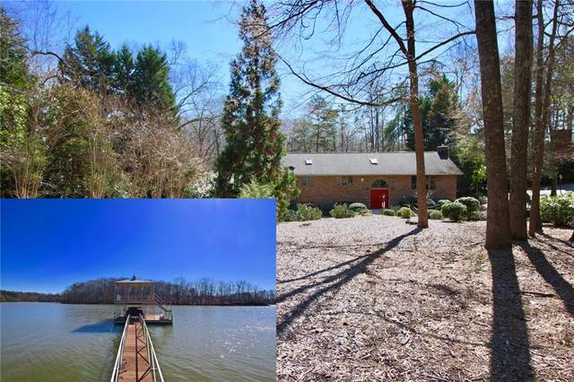 425 Cleveland Ferry Road, Fair Play, SC 29643 (MLS #20226082) :: Tri-County Properties at KW Lake Region