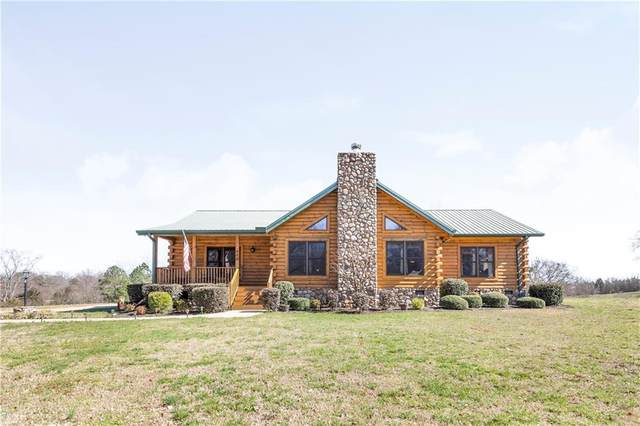 442 Old River Road, Pelzer, SC 29669 (MLS #20226104) :: The Powell Group