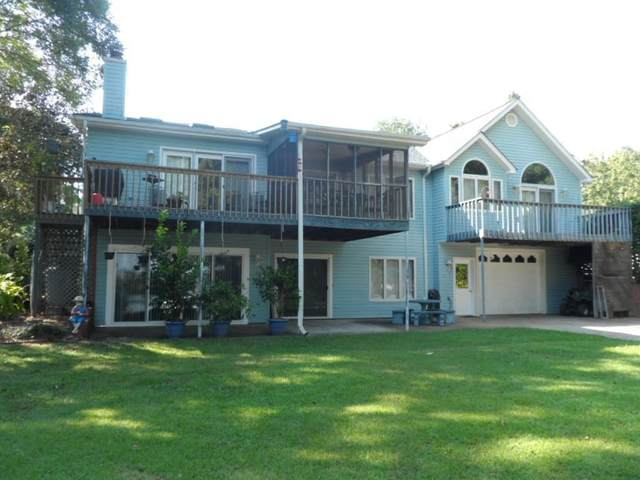 23306 White Harbour Road, Seneca, SC 29672 (MLS #20226111) :: The Powell Group