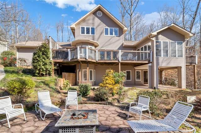 290 Coves End Point, Seneca, SC 29678 (#20226120) :: Connie Rice and Partners