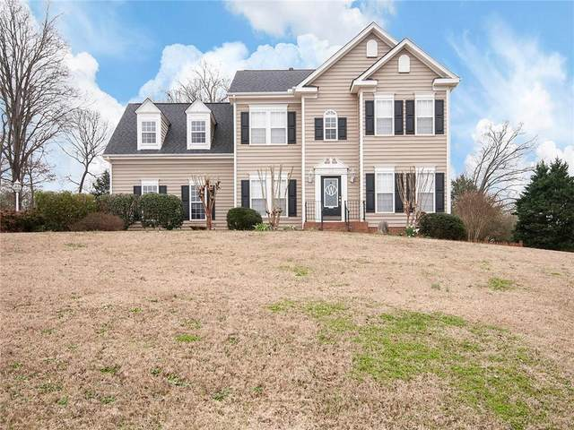 113 Hornbucle Drive, Easley, SC 29642 (MLS #20226139) :: The Powell Group