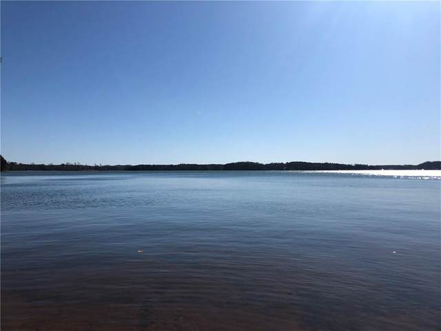 Lot 7 Martins Pointe, Anderson, SC 29626 (MLS #20226144) :: Tri-County Properties at KW Lake Region
