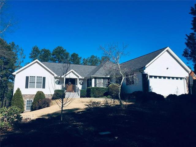 127 Fairway Lane, Westminster, SC 29693 (MLS #20226215) :: The Powell Group