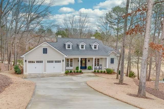1025 Cross Creek Drive, Seneca, SC 29678 (MLS #20226230) :: Les Walden Real Estate