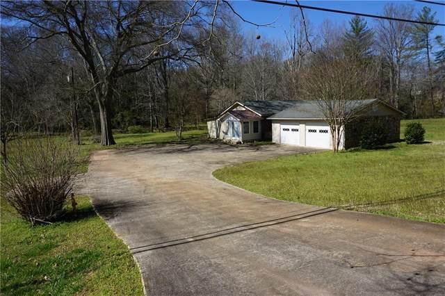 347 & 341 Issaqueena Trail, Clemson, SC 29631 (MLS #20226233) :: Les Walden Real Estate