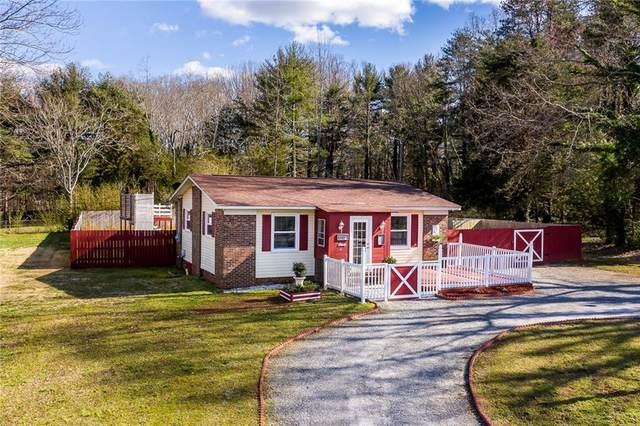 8907 Moorefield Memorial Highway, Liberty, SC 29657 (MLS #20226263) :: Les Walden Real Estate
