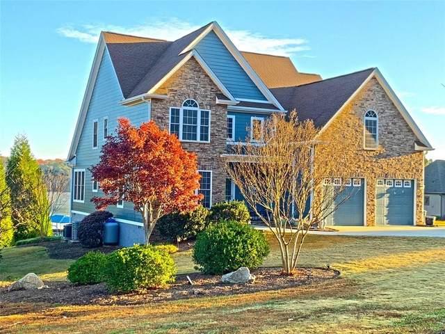 205 Oak Stone Drive, West Union, SC 29696 (MLS #20226322) :: Les Walden Real Estate