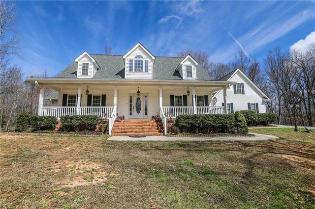 150 Hart Road, Anderson, SC 29621 (MLS #20226334) :: The Powell Group
