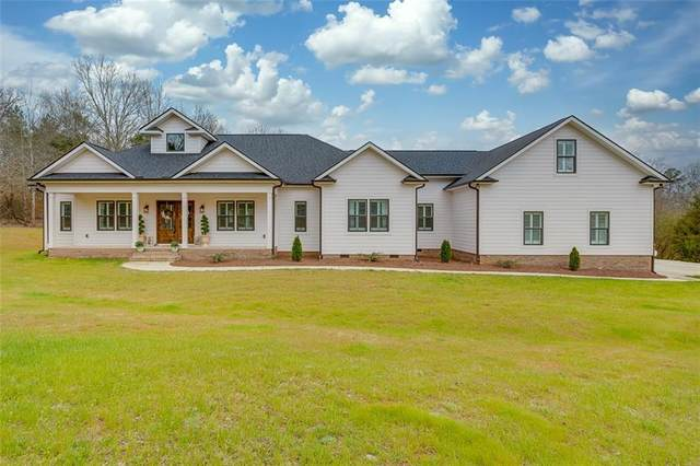 155 California Drive, Easley, SC 29642 (MLS #20226355) :: The Powell Group