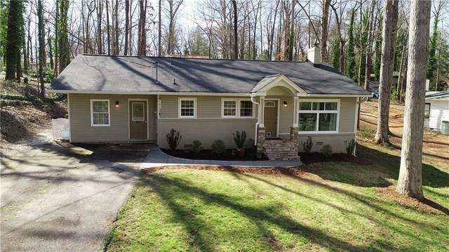 311 Upper Highland Street, Clemson, SC 29631 (MLS #20226357) :: Tri-County Properties at KW Lake Region