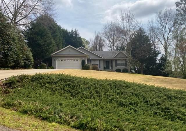 603 James Adams Road, Seneca, SC 29678 (MLS #20226370) :: Tri-County Properties at KW Lake Region
