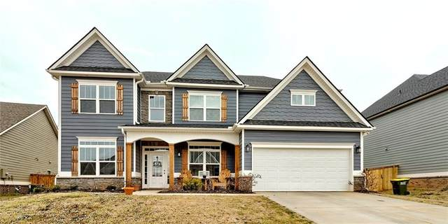 127 Wild Hickory Circle, Easley, SC 29642 (MLS #20226382) :: The Powell Group