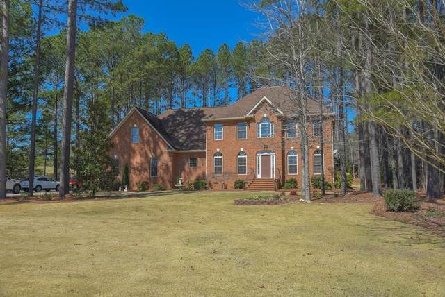 719 Fairway Lakes Road, Greenwood, SC 29649 (MLS #20226429) :: The Powell Group