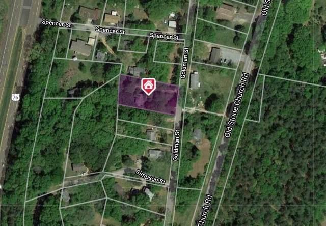128 Goldman Street, Clemson, SC 29631 (MLS #20226443) :: Tri-County Properties at KW Lake Region