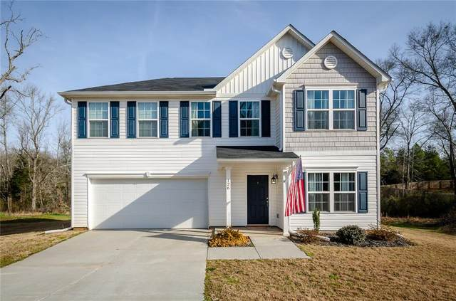 126 Yellow Pine Drive, Anderson, SC 29626 (#20226459) :: Connie Rice and Partners