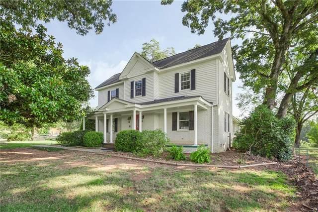 109 Timms Mill Road, Pendleton, SC 29670 (MLS #20226472) :: Les Walden Real Estate