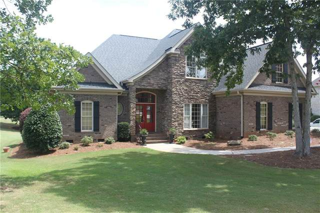 113 Garden Park Drive, Anderson, SC 29621 (MLS #20226480) :: The Powell Group
