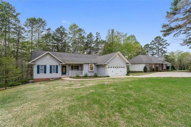 113 Cane Creek Harbor Drive, Seneca, SC 29672 (#20226486) :: The Robby Brady Team
