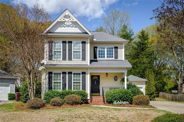 202 Village Way, Pendleton, SC 29670 (MLS #20226487) :: Les Walden Real Estate