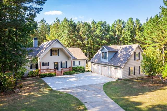 20 Bridgepointe Drive, Iva, SC 29655 (MLS #20226543) :: The Powell Group