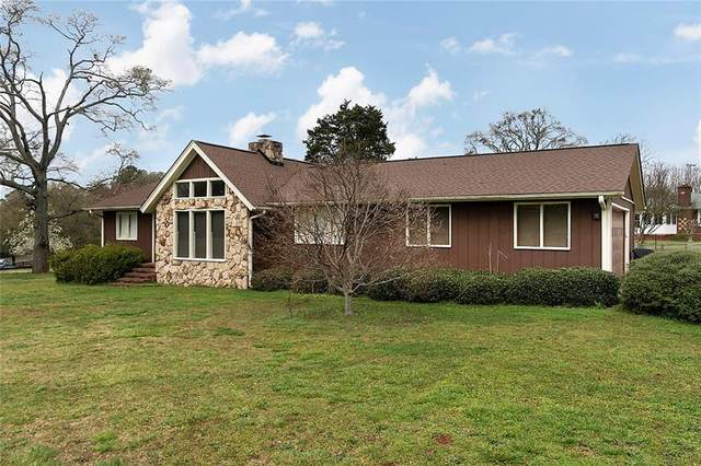 302 Dunhill Road, Anderson, SC 29625 (MLS #20226553) :: Les Walden Real Estate