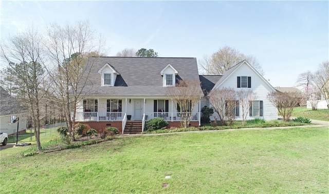 325 Regency Circle, Anderson, SC 29625 (#20226557) :: Connie Rice and Partners