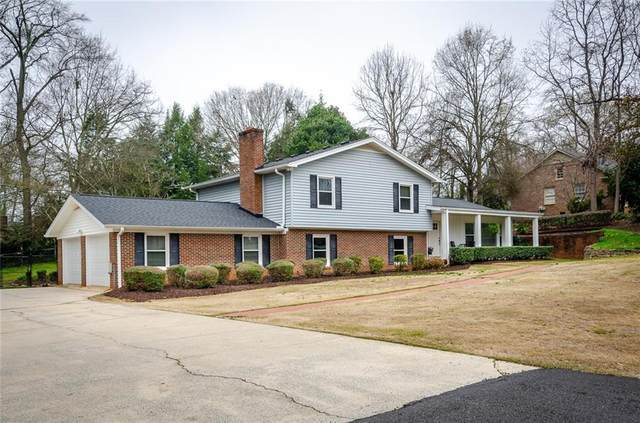 2803 Woodridge Drive, Anderson, SC 29621 (#20226582) :: Connie Rice and Partners