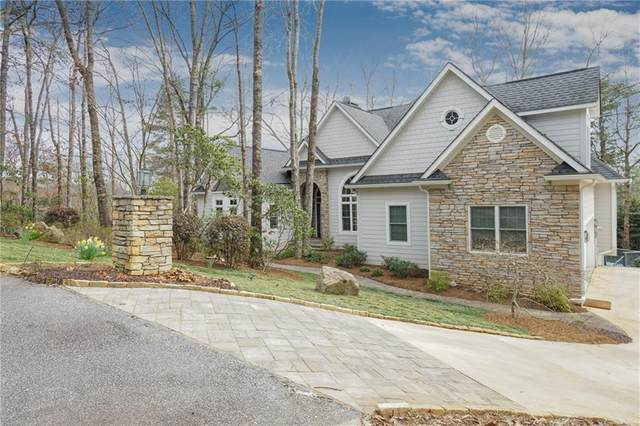 1 Thaxter Way, Travelers Rest, SC 29690 (MLS #20226583) :: Tri-County Properties at KW Lake Region