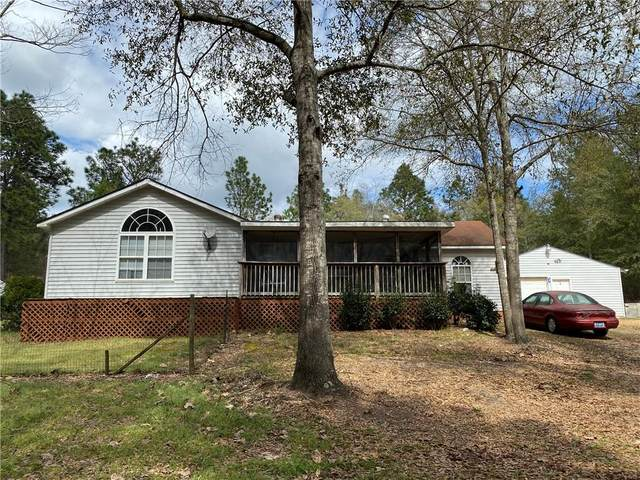 285 Crossthorn Road, Salley, SC 29137 (MLS #20226584) :: Les Walden Real Estate
