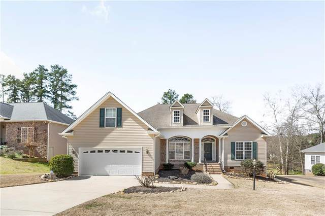 115 James Lawrence Orr Drive, Anderson, SC 29621 (#20226592) :: Connie Rice and Partners