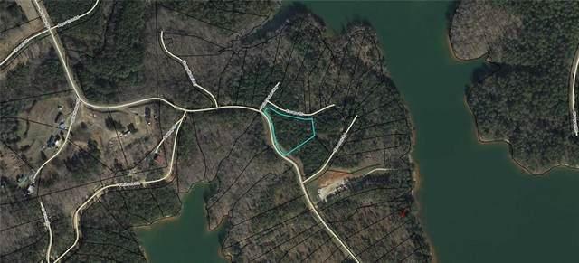 Lot 40 Escape Trail, West Union, SC 29696 (#20226620) :: Expert Real Estate Team