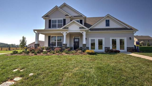 505 Rocky Meadows Trail, Anderson, SC 29621 (MLS #20226625) :: The Powell Group