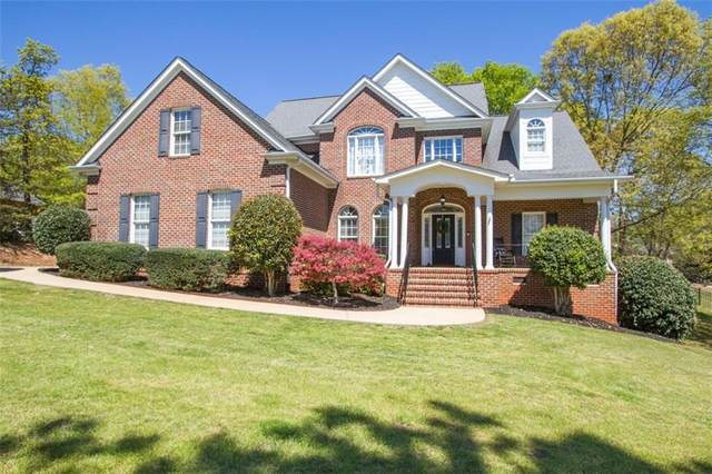 105 Limelight Drive, Anderson, SC 29621 (MLS #20226627) :: The Powell Group