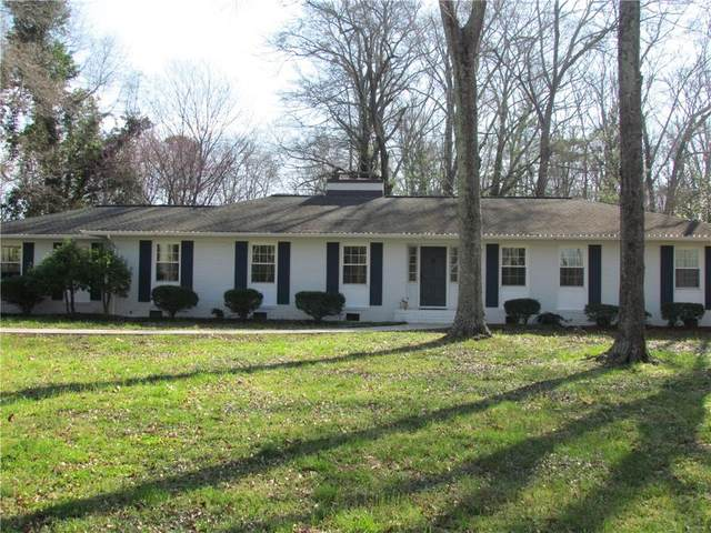 702 Brown Avenue, Belton, SC 29627 (MLS #20226635) :: The Powell Group
