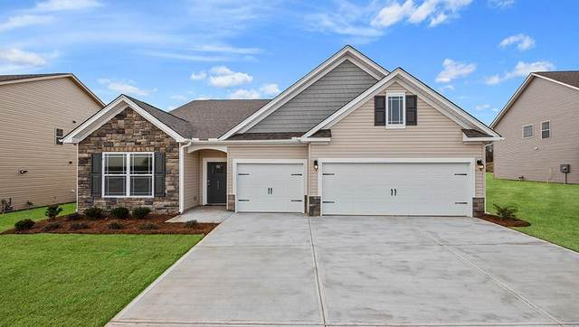 507 Rocky Meadows Trail, Anderson, SC 29621 (MLS #20226649) :: The Powell Group