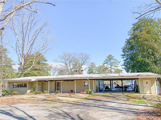 322 Norman Road, Hartwell, GA 30643 (MLS #20226660) :: Les Walden Real Estate