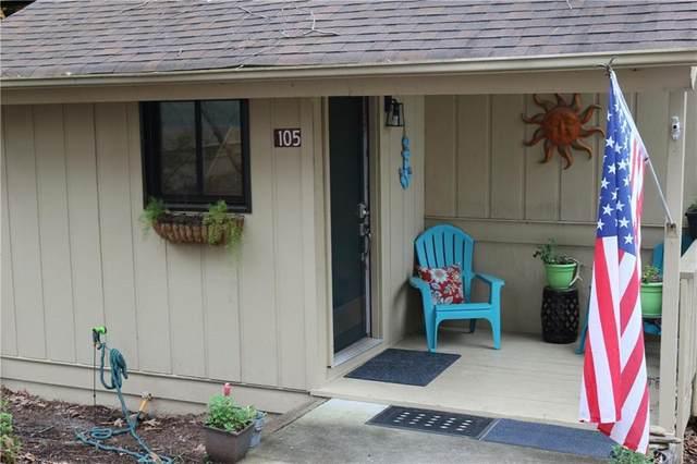 105 Harbor Lights Drive, Salem, SC 29676 (MLS #20226661) :: Tri-County Properties at KW Lake Region