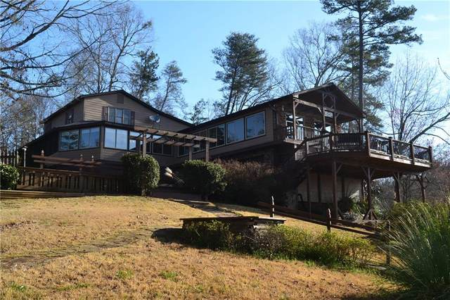 351 River Road, Westminster, SC 29693 (MLS #20226683) :: The Powell Group