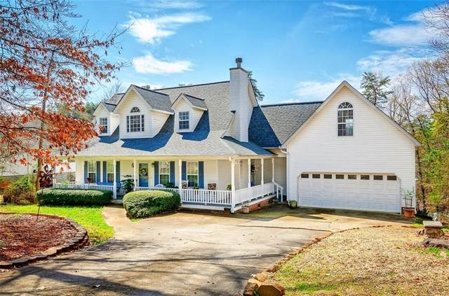 223 Waites Lane, Anderson, SC 29626 (MLS #20226689) :: Tri-County Properties at KW Lake Region