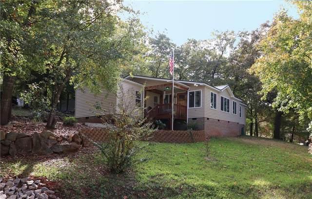 417 Carole Avenue, Anderson, SC 29625 (MLS #20226701) :: Les Walden Real Estate