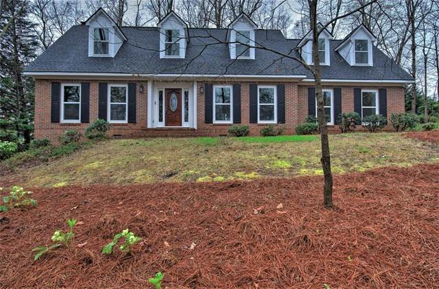 222 Lancaster Drive, Anderson, SC 29621 (#20226704) :: Connie Rice and Partners