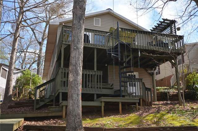 439 Lakewood Drive, Townville, SC 29689 (MLS #20226715) :: The Powell Group