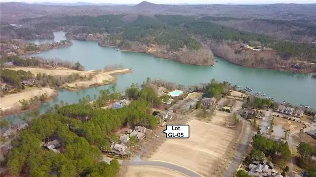 117 N Lawn Drive, Sunset, SC 29685 (MLS #20226721) :: Tri-County Properties at KW Lake Region