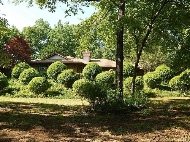 601 Right Branch Road, Mountain  Rest, SC 29664 (MLS #20226735) :: Les Walden Real Estate