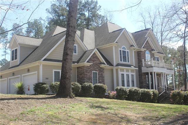 200 Oak Glen Court, Seneca, SC 29672 (MLS #20226770) :: Tri-County Properties at KW Lake Region