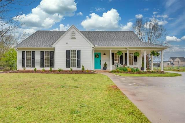 1041 Old Gantt Mill Road, Anderson, SC 29625 (MLS #20226777) :: The Powell Group