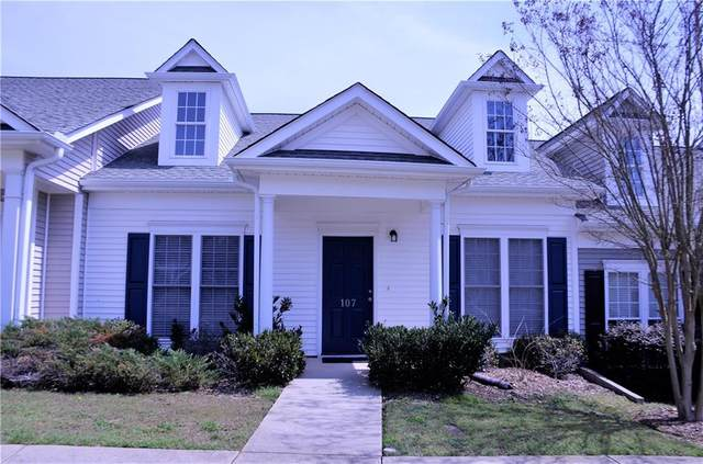 107 Heritage Place Drive, Pendleton, SC 29670 (#20226781) :: Connie Rice and Partners