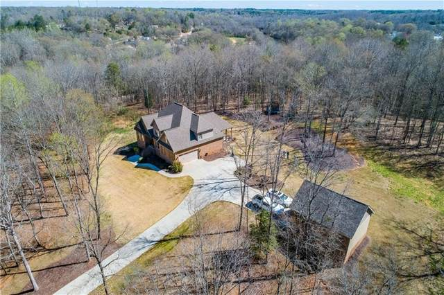 121 Old River Road, Pelzer, SC 29669 (MLS #20226788) :: The Powell Group