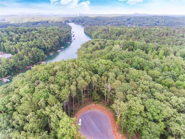 Lot 88 Rock Edge Drive, Seneca, SC 29672 (MLS #20226791) :: Tri-County Properties at KW Lake Region